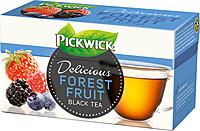 Pickwick чай черн. Лесные ягоды, 20 пакетиков .Венгрия