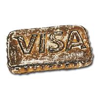 Пряник с логотипом на заказ