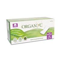 Ежедневные прокладки  без индивидуальной упаковки Organ(y)c