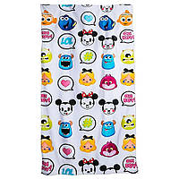 Полотенце Эмоджи Disney Emoji Beach Towel Дисней оригинал