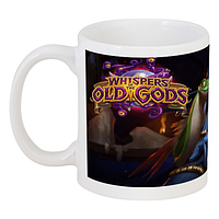 Кружка Пробуждение древних богов Whispers of the Old Gods
