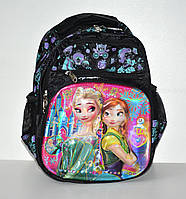 3D рюкзак для девочки 1-3 класс