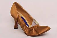 Танцевальна обувь женский стандарт 81102(с)