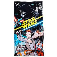 Полотенце Звёздные войны Star Wars: The Force Awakens Beach Towel Дисней оригинал