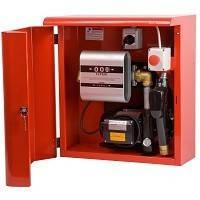 Паливороздавальні міні колонка для палива в металевому ящику ARMADILLO 80, 220В, 80 л/хв