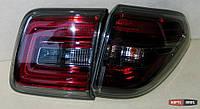 Nissan Patrol Y62 оптика задняя тонированная красная LED альтернативная светодиодная YZ