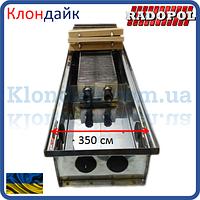 Внутрипольный конвектор Radopol KV 8 350*1250
