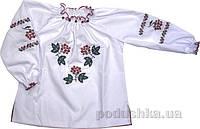 Вышиванка Калинка для девочки Деньчик 1021 134