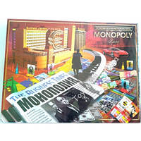 Развивающая игра Монополия Luxe