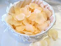 Лепестки роз искусственные Персиковые (арт. RP-6)