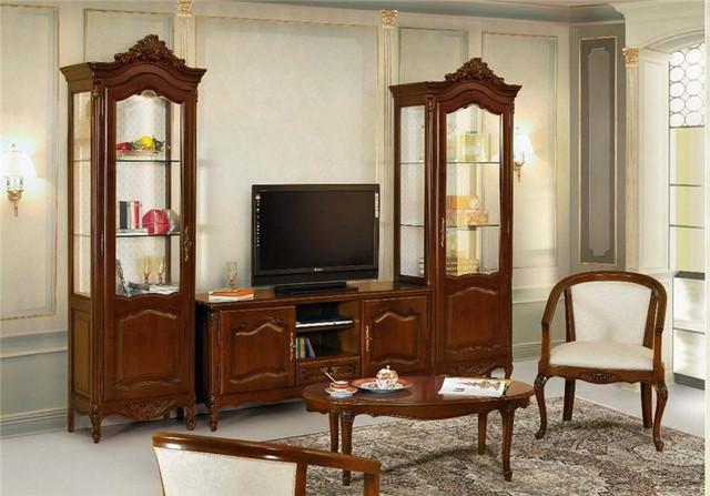 Столовые, гостиные в классическом стиле
