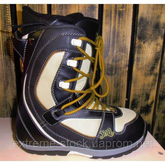 Ботинки для сноуборда 5150 blackeige 26
