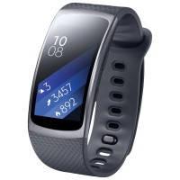 Фитнес-браслет Gear Fit 2 Dark Gray Samsung
