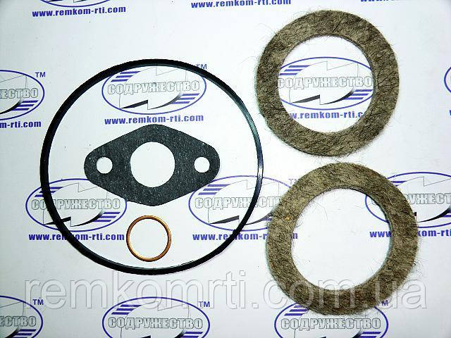 Ремкомплект фильтра грубой очистки масла (войлок) двигателя ЯМЗ-236 / ЯМЗ-238