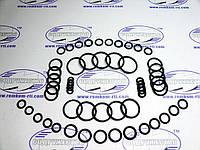 Набор резиновых колец механика №4 (55 колец), (сечен. 1, 9 мм внутрен. от 5 мм до 21, 0 мм)