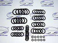 Набор резиновых колец механика №1 (60 колец)(сечением от 1,9 мм до 3,0 мм внутренний от 5,0 до 25,0 мм)
