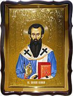 Церковная икона Святой Василий Великий в православии
