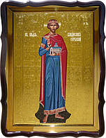 Икона православного святого Святой князь Владислав Сербский для дома или храма