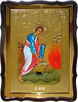 Икона православного святого Святой Моисей для прихожан