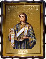 Икона православная Святой Стефан иконы святых мучеников