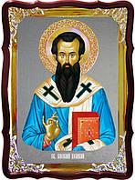 Икона православного святого Василий Великий для храма