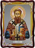 Икона православного святого Григорий палама для дома или храма