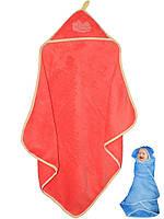 Махровая пеленка для купания (Оранжевый)