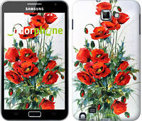 "Чехол на Samsung Galaxy Note i9220 Маки ""523u-316-6129"""