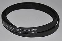Ремень 1067 H7 MAEL C00055310 для стиральных машин Indesit, фото 1
