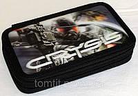 "Пенал-книжка ""Crysis"" 936390-02, ТМ ""Smile"""