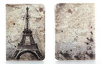 Обложка на паспорт Париж кожа, обложки на документы