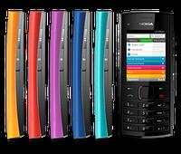 Мобильный телефон Нокиа x 2 - 02 (Duos, 2 sim, 2 сим)