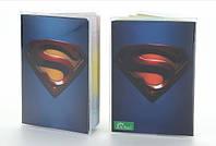 Обложка виниловая на паспорт Супермен
