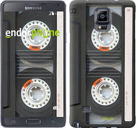 "Чехол на Samsung Galaxy Note 4 N910H Кассета ""876c-64-6129"""