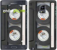 "Чехол на Samsung Note Edge SM-N915 Кассета ""876u-128-6129"""
