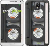 "Чехол на Samsung Galaxy Note 3 N9000 Кассета ""876c-29-6129"""