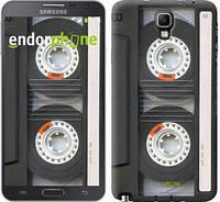 "Чехол на Samsung Galaxy Note 3 Neo N7505 Кассета ""876u-136-6129"""