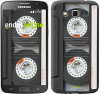"Чехол на Samsung Galaxy Grand 2 G7102 Кассета ""876c-41-6129"""