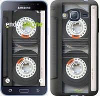 "Чехол на Samsung Galaxy J3 Duos (2016) J320H Кассета ""876c-265-6129"""