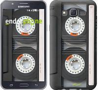 "Чехол на Samsung Galaxy J7 J700H Кассета ""876c-101-6129"""