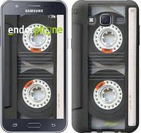 "Чехол на Samsung Galaxy J5 J500H Кассета ""876c-100-6129"""