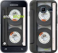 "Чехол на Samsung Galaxy J1 Mini J105H Кассета ""876c-258-6129"""