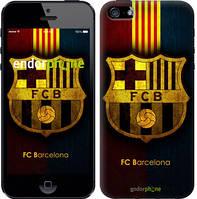 """Чехол на iPhone 5 Барселона 1 """"326c-18-6129"""""""