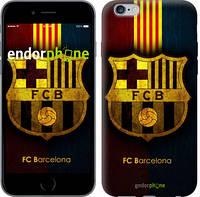 """Чехол на iPhone 6 Plus Барселона 1 """"326c-48-6129"""""""