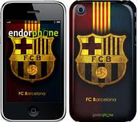 """Чехол на iPhone 3Gs Барселона 1 """"326c-34-6129"""""""