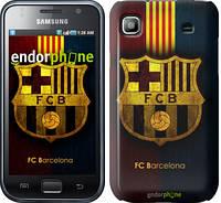 "Чехол на Samsung Galaxy S i9000 Барселона 1 ""326c-77"""