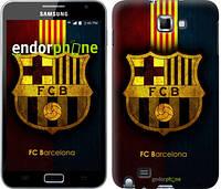 "Чехол на Samsung Galaxy Note i9220 Барселона 1 ""326u-316-6129"""
