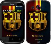 """Чехол на HTC Desire C A320e Барселона 1 """"326u-225-6129"""""""