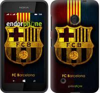 "Чехол на Nokia Lumia 530 Барселона 1 ""326u-205-6129"""