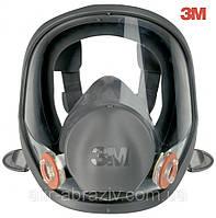 Респиратор маска полнолицевая 3М 6800